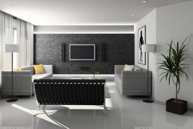 estate living room