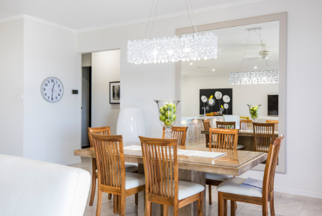 estate modern apartment