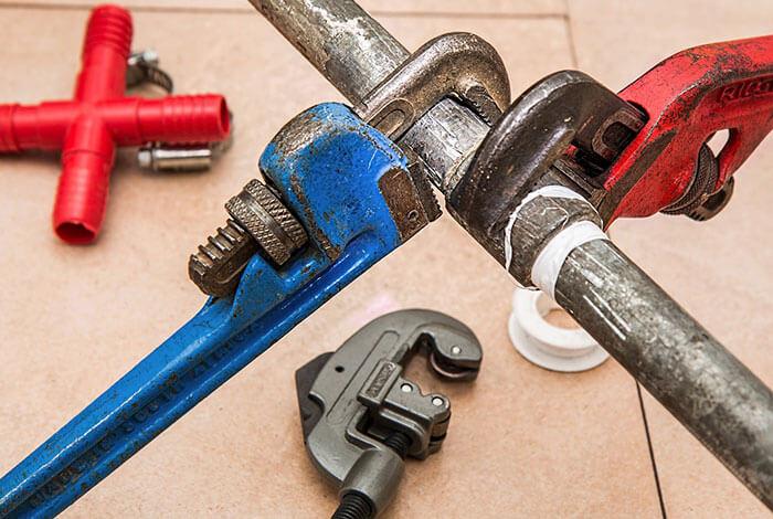 plumbing pipe wrench